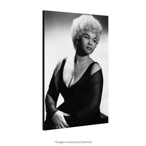 Poster Etta James na internet