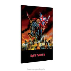Poster Iron Maiden na internet