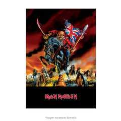 Poster Iron Maiden - QueroPosters.com