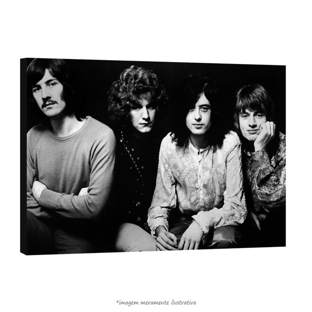 Poster Led Zeppelin na internet