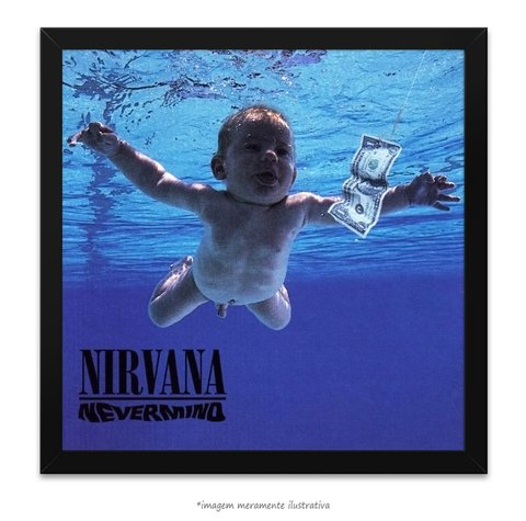 Poster Nirvana - Nevermind