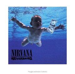 Poster Nirvana - Nevermind - QueroPosters.com