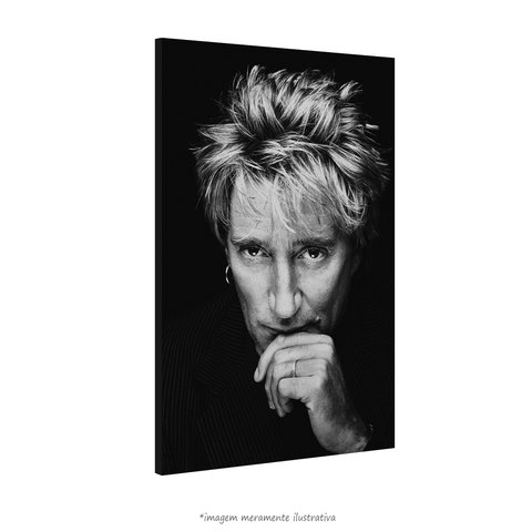 Poster Rod Stewart - QueroPosters.com