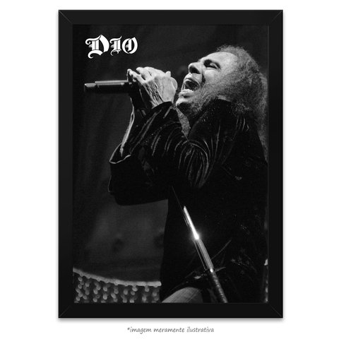 Poster Ronnie Dio