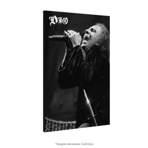 Poster Ronnie Dio na internet