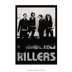 Poster The Killers - QueroPosters.com