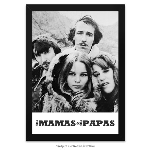 Poster The Mamas & The Papas