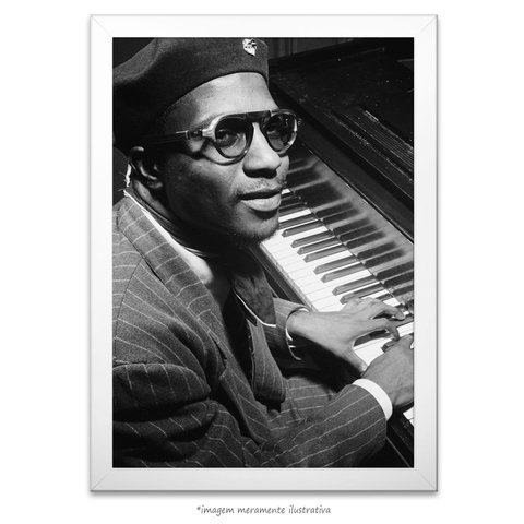 Poster Thelonious Monk - comprar online