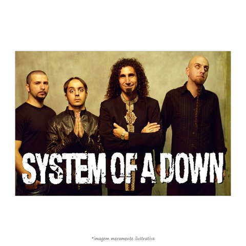 Poster System of a Down - QueroPosters.com