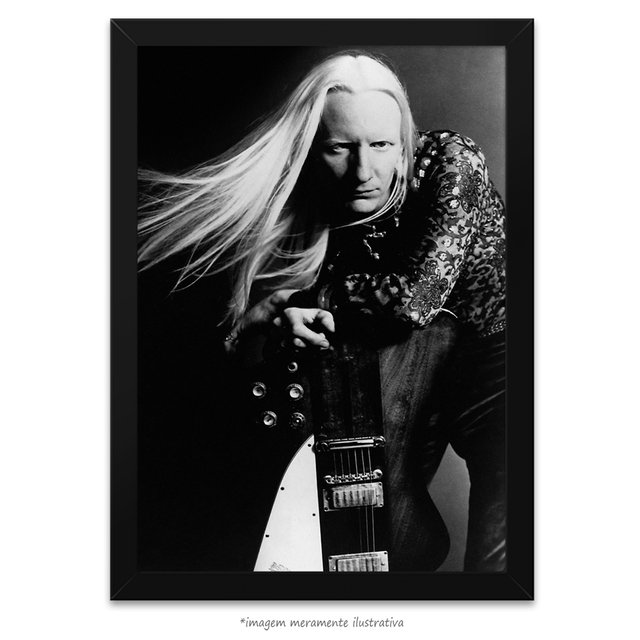 Poster Johnny Winter
