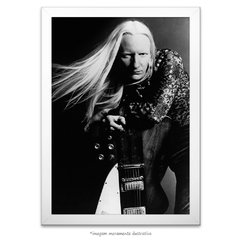 Poster Johnny Winter - comprar online
