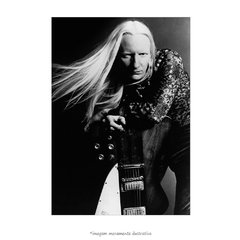 Poster Johnny Winter - QueroPosters.com