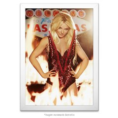 Poster Britney Spears - Piece of Me Las Vegas - comprar online