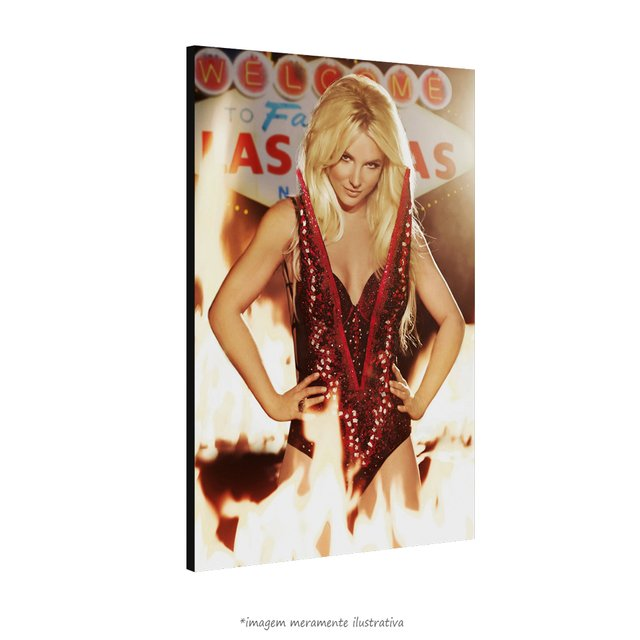 Poster Britney Spears - Piece of Me Las Vegas na internet