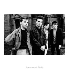Poster The Smiths - QueroPosters.com