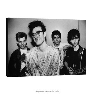 Poster The Smiths na internet