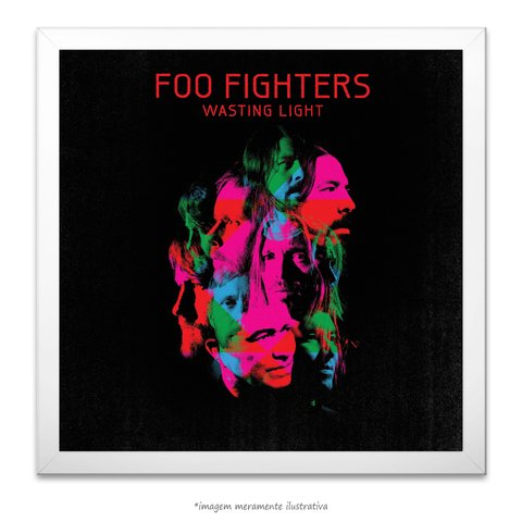 Poster Foo Fighters - comprar online