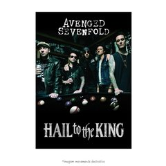 Poster Avenged Sevenfold - QueroPosters.com