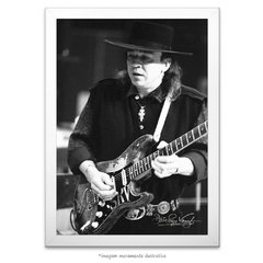 Poster Stevie Ray Vaughan - comprar online