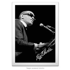 Poster Ray Charles - comprar online