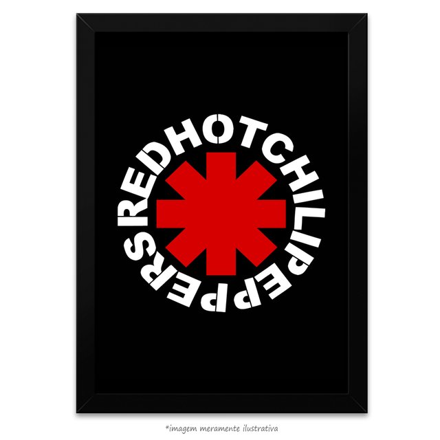 Poster Red Hot Chili Peppers