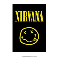 Poster Nirvana - Smiley - QueroPosters.com