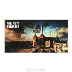 Poster Pink Floyd - Animals - Horizontal - QueroPosters.com