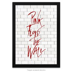 Poster Pink Floyd - The Wall