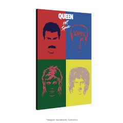 Poster Queen Hot Space na internet