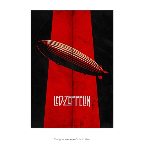Poster Led Zeppelin - Mothership