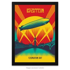Poster Led Zeppelin - Celebration Day