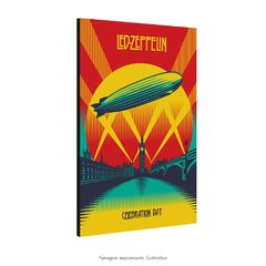 Poster Led Zeppelin - Celebration Day na internet