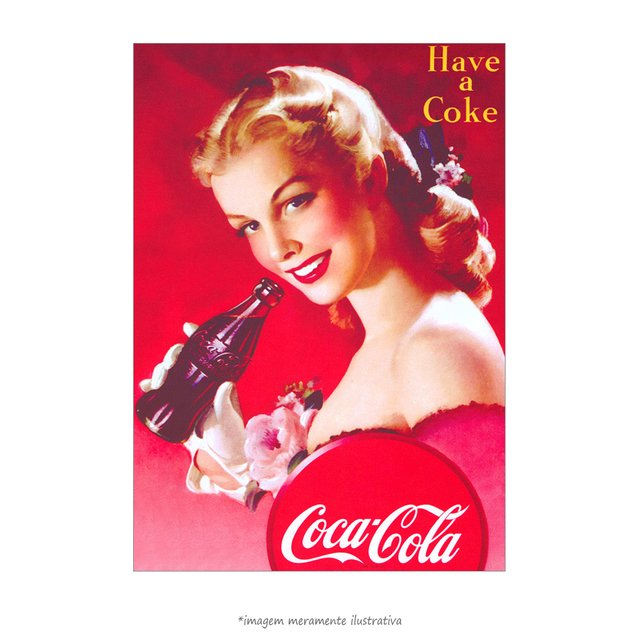 Poster Have a Coke - QueroPosters.com