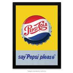 Poster Say, Pepsi Please