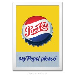 Poster Say, Pepsi Please - comprar online