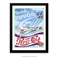 Poster Drink Pepsi-Cola
