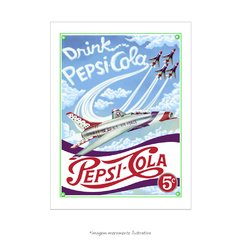 Poster Drink Pepsi-Cola - QueroPosters.com