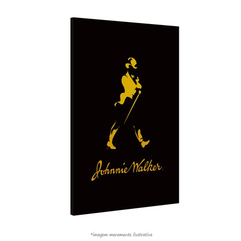 Poster Johnnie Walker na internet