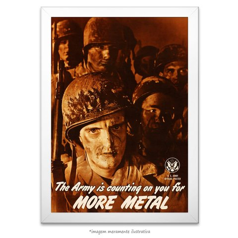 Poster The Army - comprar online