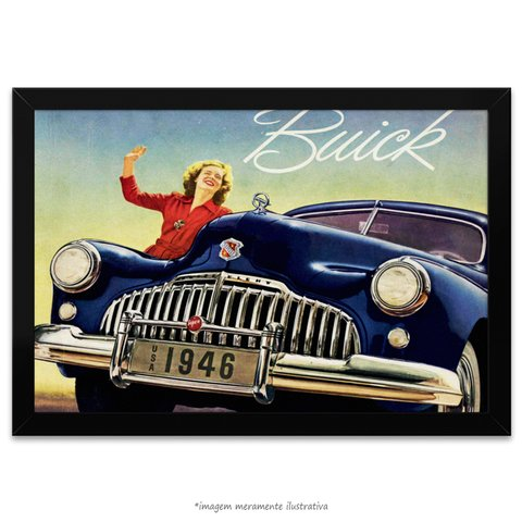 Poster Buick