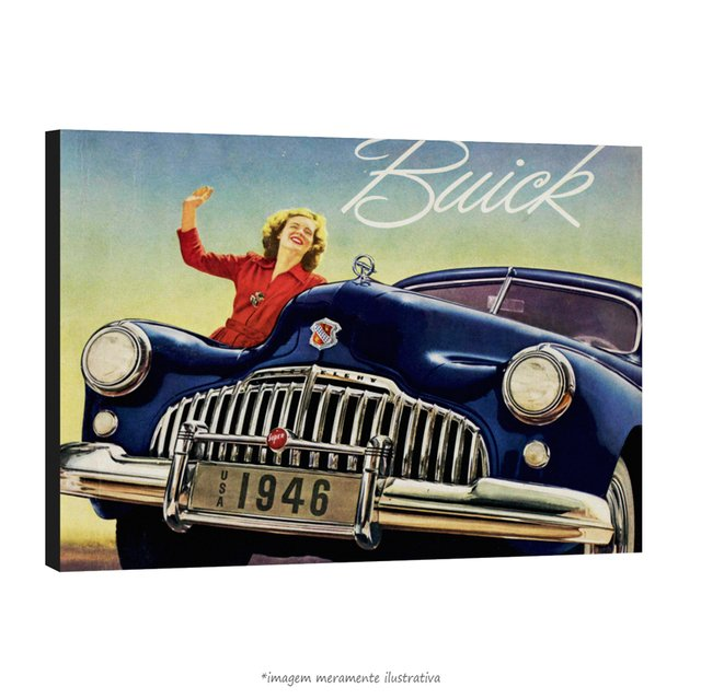 Poster Buick na internet