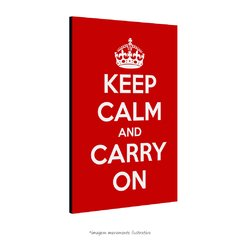 Poster Keep Calm and Carry On - Red na internet