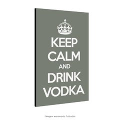 Poster Keep Calm and Drink Vodka na internet