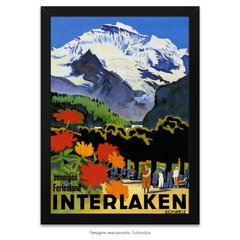 Poster Interlaken