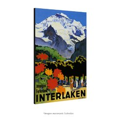 Poster Interlaken na internet