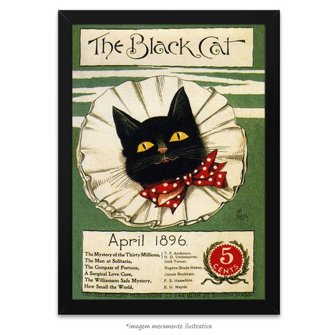 Poster The Black Cat
