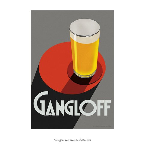 Poster Beer Gangloff - QueroPosters.com