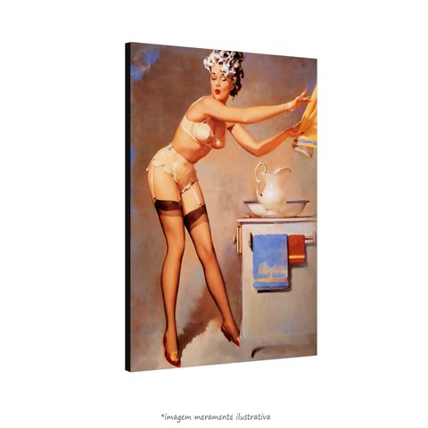 Poster Pin-up Girl: - Eye Catcher na internet