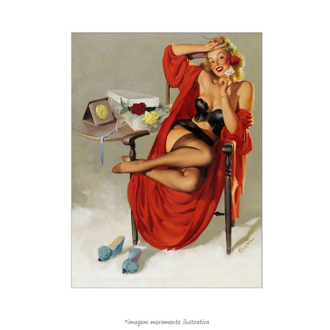 Poster Pin-up Girl: American Beauties