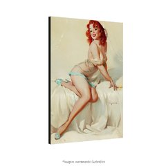 Poster Pin-up Girl: Darlene Bedside Manner na internet